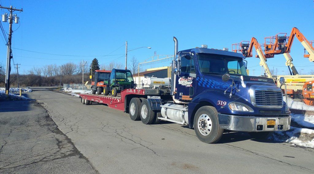 Interstate Northeast, Inc. Towing Schenectady, NY