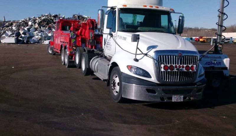 Interstate Northeast, Inc. towing in Schenectady, NY